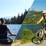 Alta Lake Canoe & Bike Ride