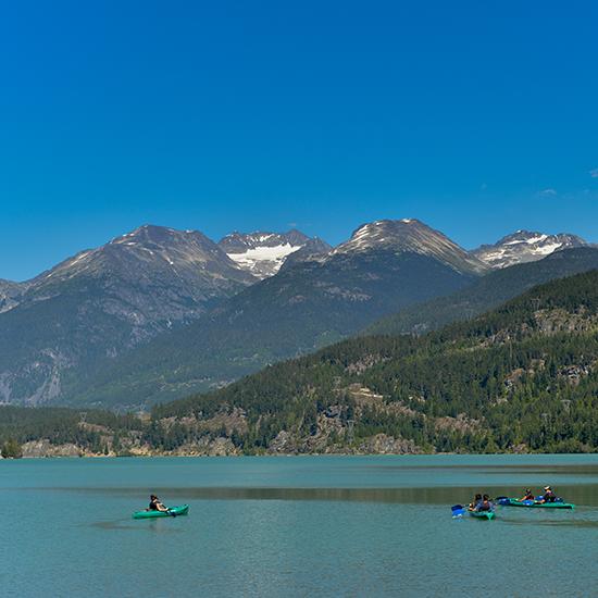 green-lake-kayaking-whistler