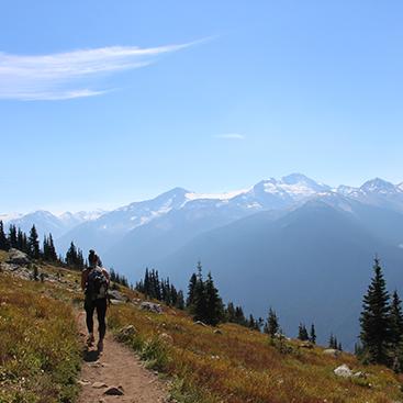 whistler-hiking